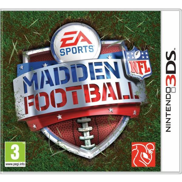 Madden NFL 3DS Nintendo 3DS Zavvi