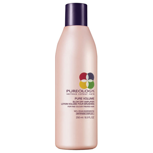 Pureology Pure Volume Blow Dry Amplify 250ml Free