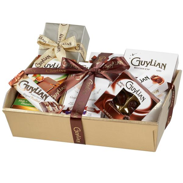 Guylian Chocolate Hamper IWOOT