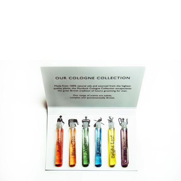 Murdock London 6 Vial Cologne Pack: Image 01