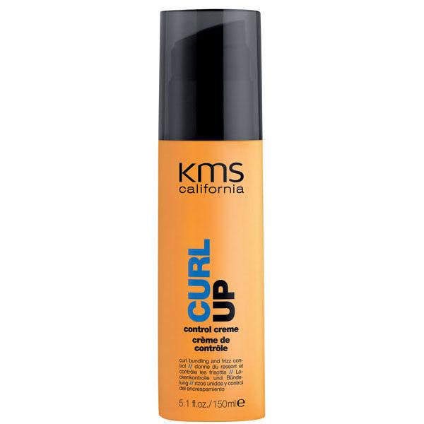 Kms California Curlup Control Creme 150ml Free