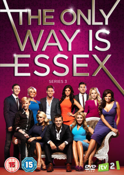 The Only Way Is Essex Series 3 DVD Zavvi