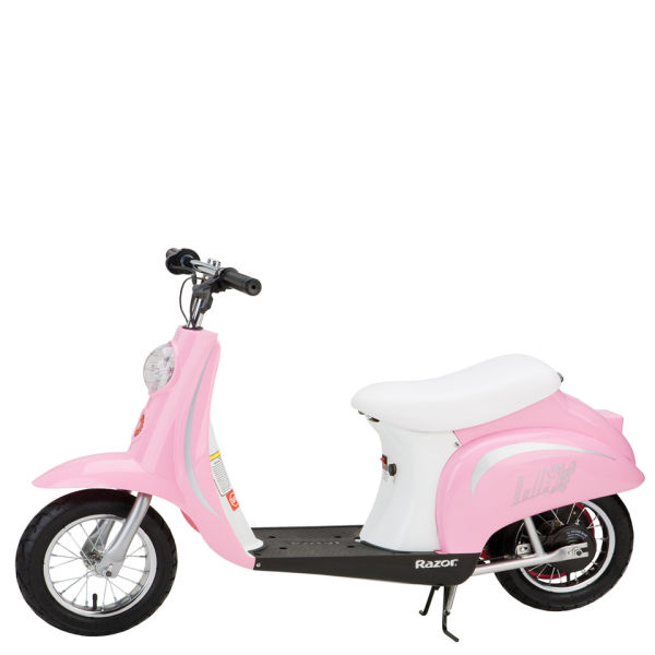 Razor Pocket Mod Bella Electric Scooter Pink IWOOT