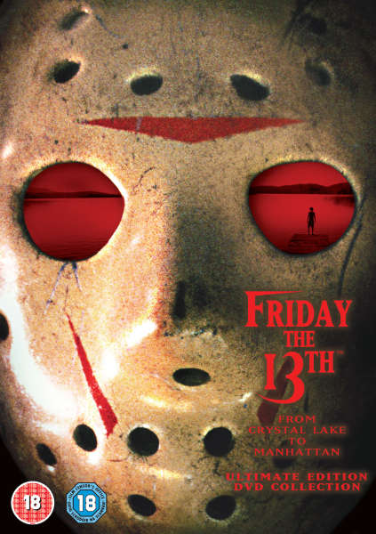 Friday The 13th - Parts 1 - 8 [Box Set] DVD | Zavvi - 423 x 600 jpeg 48kB