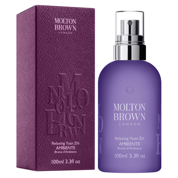 Molton Brown Relaxing Yuan Zhi Home Ambiente 100ml Free