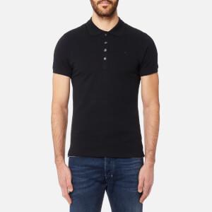 Diesel Men's Heal Polo Shirt - Black