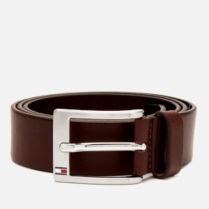 Tommy Hilfiger Men's New Aly Belt - Testa Di Moro