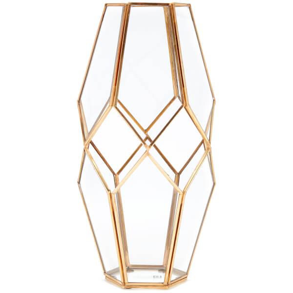 Broste Copenhagen Peter Glass Lantern