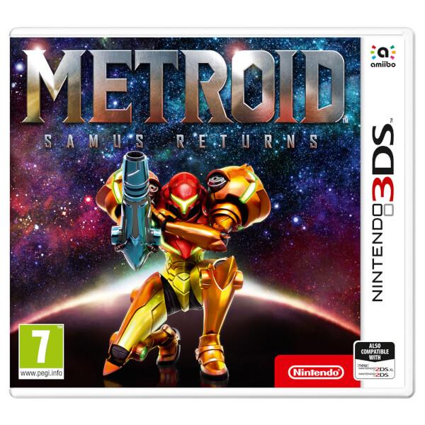 New Nintendo 3DS XL Samus Edition Metroid Samus Returns