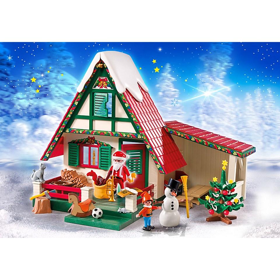 Playmobil Santas Home 5976 IWOOT