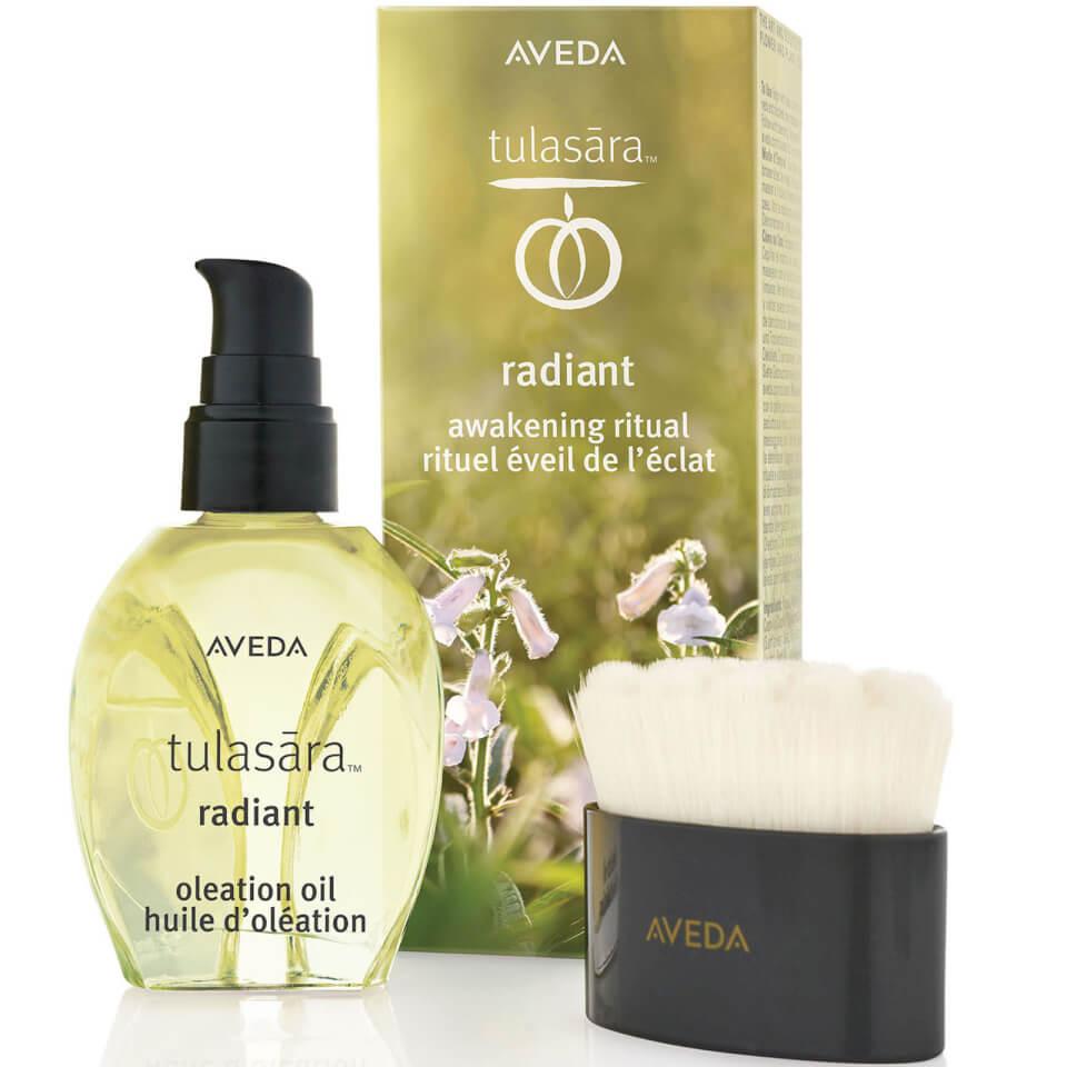 Aveda Tulasra Morning Awakening Ritual Kit Free