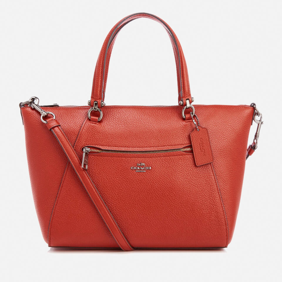 Coach Womens Prairie Satchel Terracotta