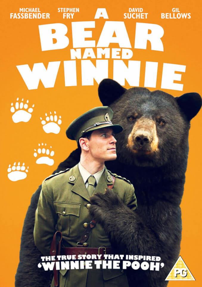 A Bear Named Winnie DVD Zavvi