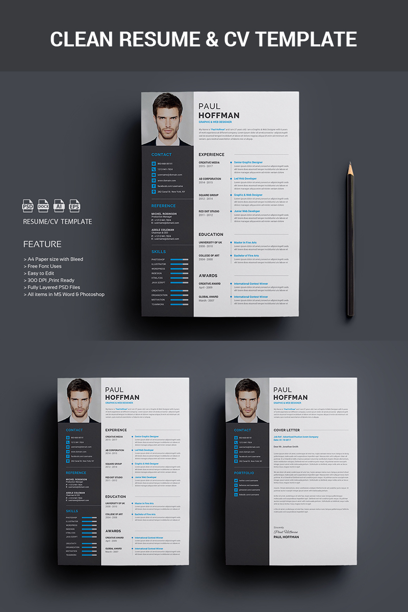40 Best 2018 S Creative Resume Cv