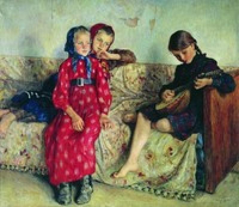 Как жила 10-летняя девочка в России 100 лет назад
