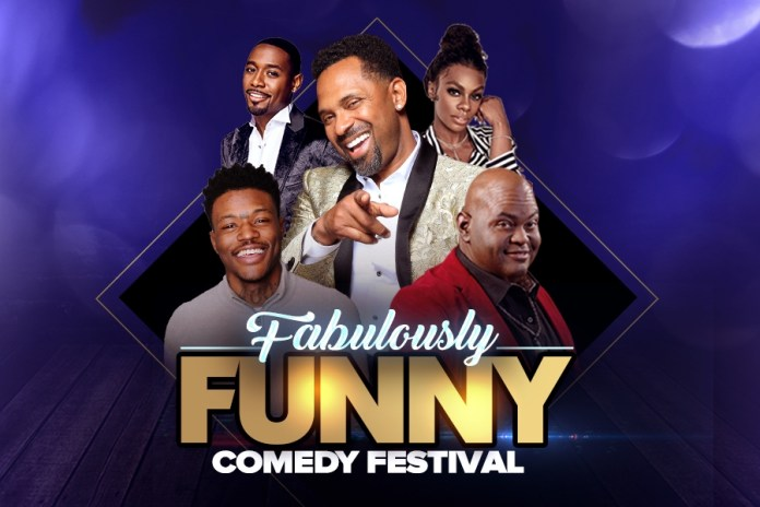 Image result for The Fabulously Funny Comedy Festival