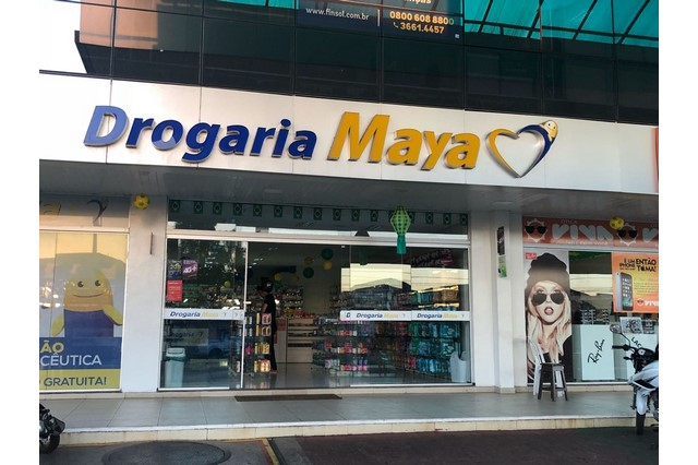 drogaria maya