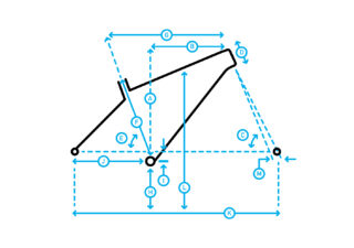 Pine Mountain E1 geometry diagram