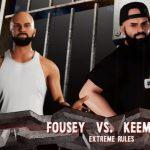 Youtuber Creates Hilarious Keemstar Vs Fousey Wrestling Fight In Wwe 2k18 Dexerto