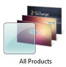 Microsoft products theme