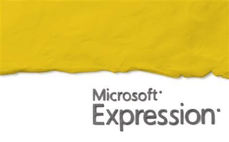 Microsoft Expression wallpaper