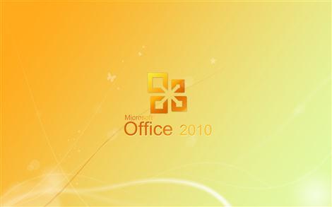 Microsoft Office 2010 wallpaper