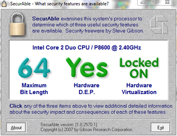 download securable find processor 64 bit or 32 bit