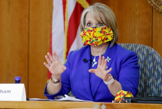 New Mexico governor won't ease state restrictions as Doña Ana ...