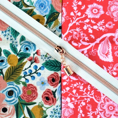 Garden Party Pouch Kit – Pink Delight