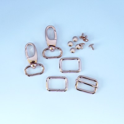 1 Adjustable Strap Kit -rose gold