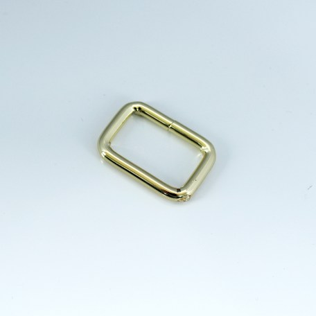 1in Rectangle-Rings - gld