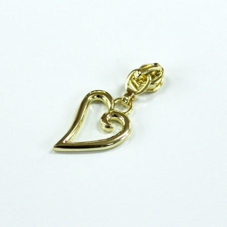 #5-short-heart-pull-gold