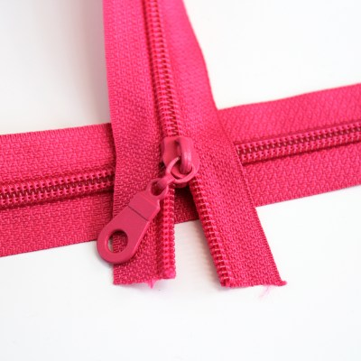 Fuchsia Zipper Kit