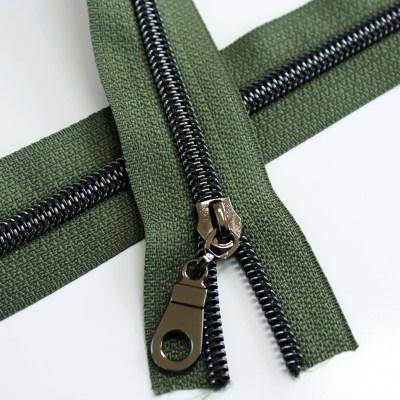 Moss Green-Gunmetal Kit