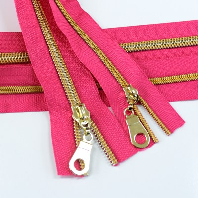 #3_#5-fuchsia-zipper-gold-coil