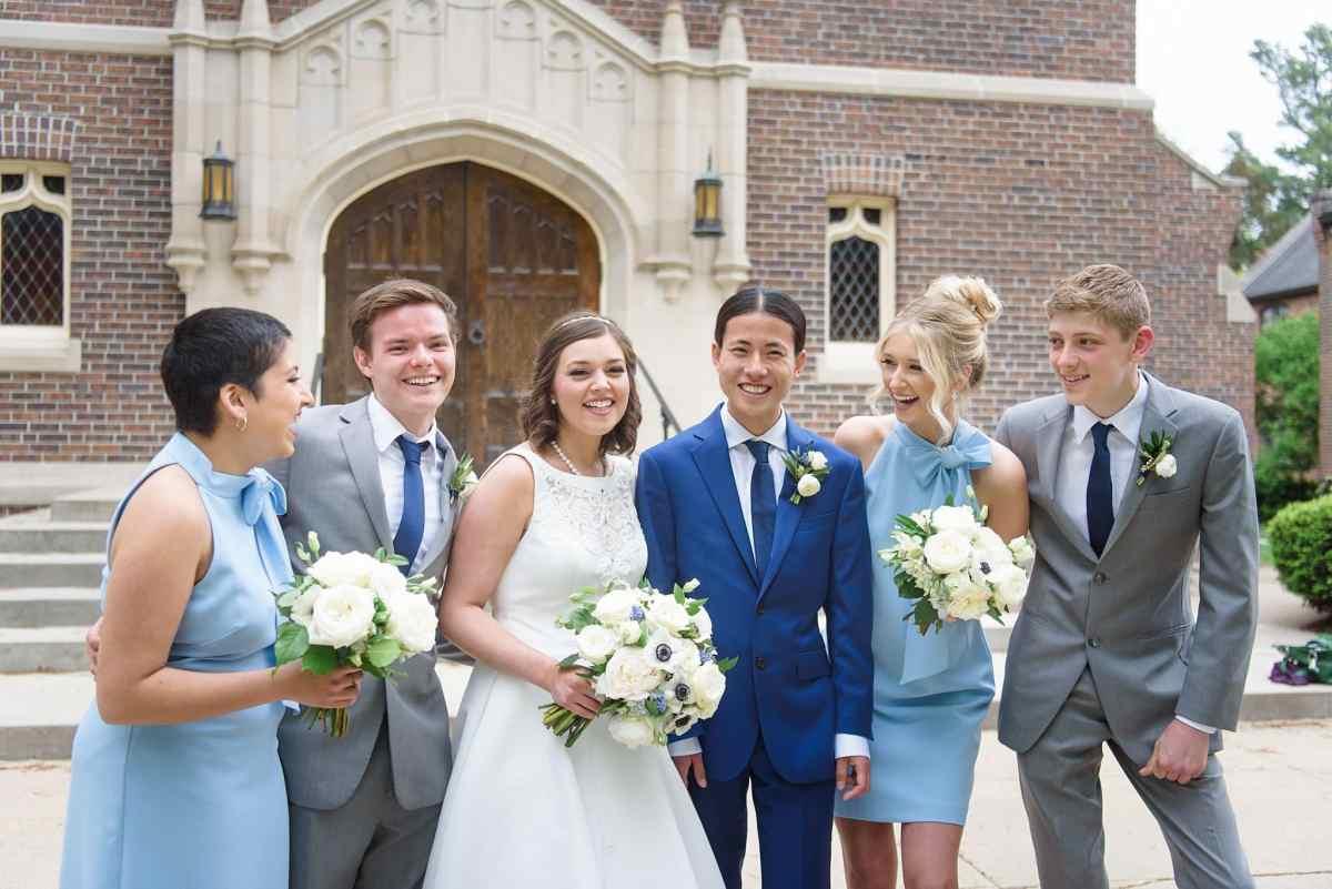 grinnell college wedding