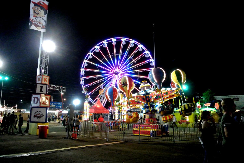 az, arizona, phoenix, fair, games. rides, food, crowd, concert, prize, 2016, october, local, venture, adventure