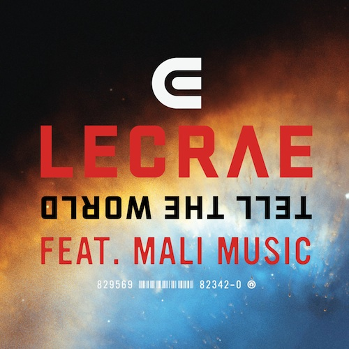 """New Video: LeCrae """"Tell The World"""" Featuring Mali Music ..."""