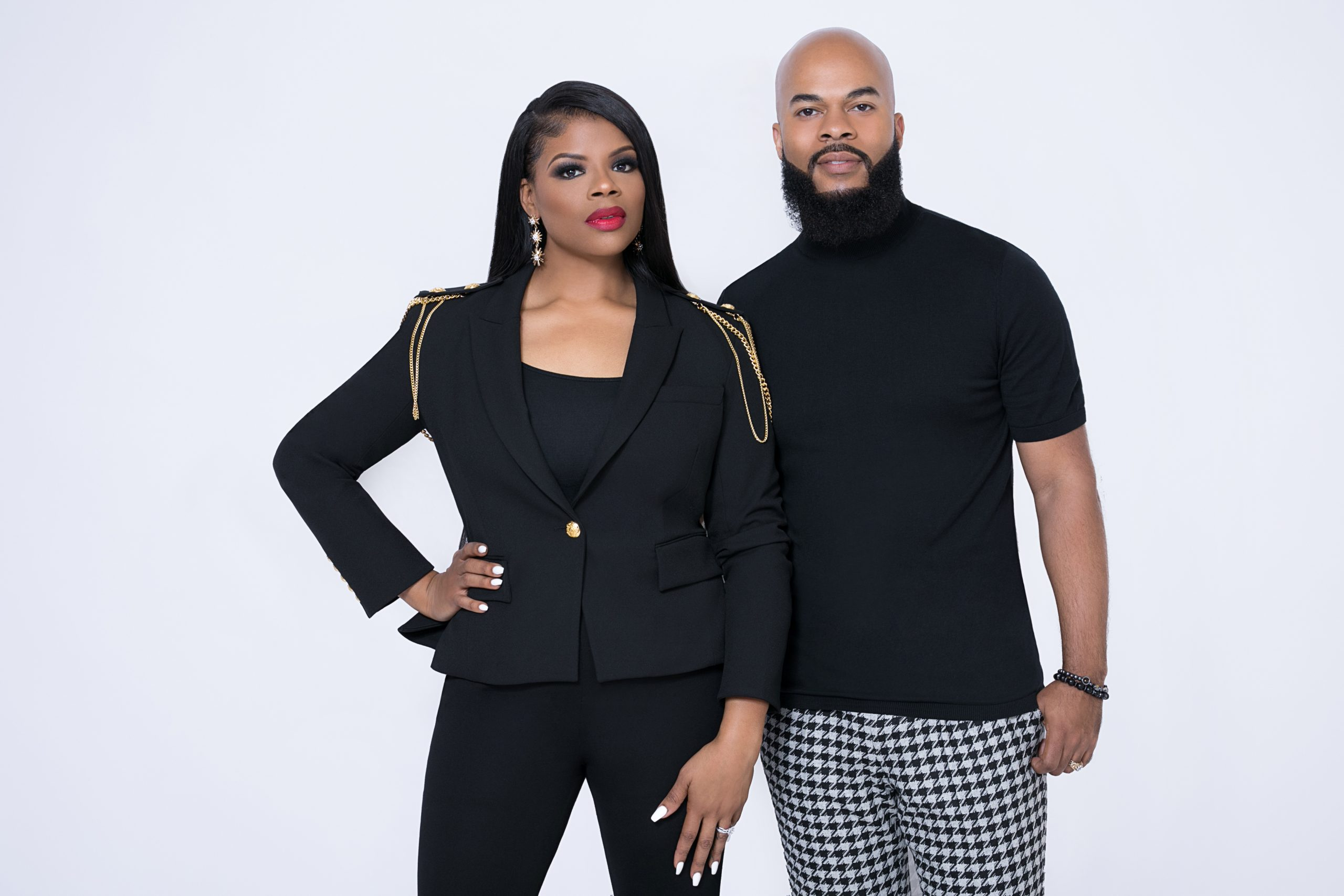 JJ Hairston Surprises Parents of Viral Worshipping Baby