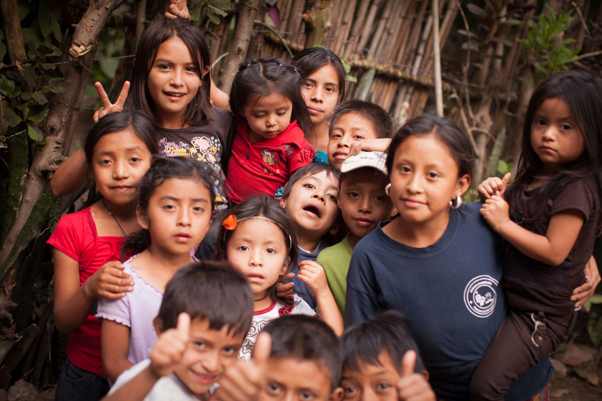 The Children of Jaibalito, Guatemala - Vezzani Photography