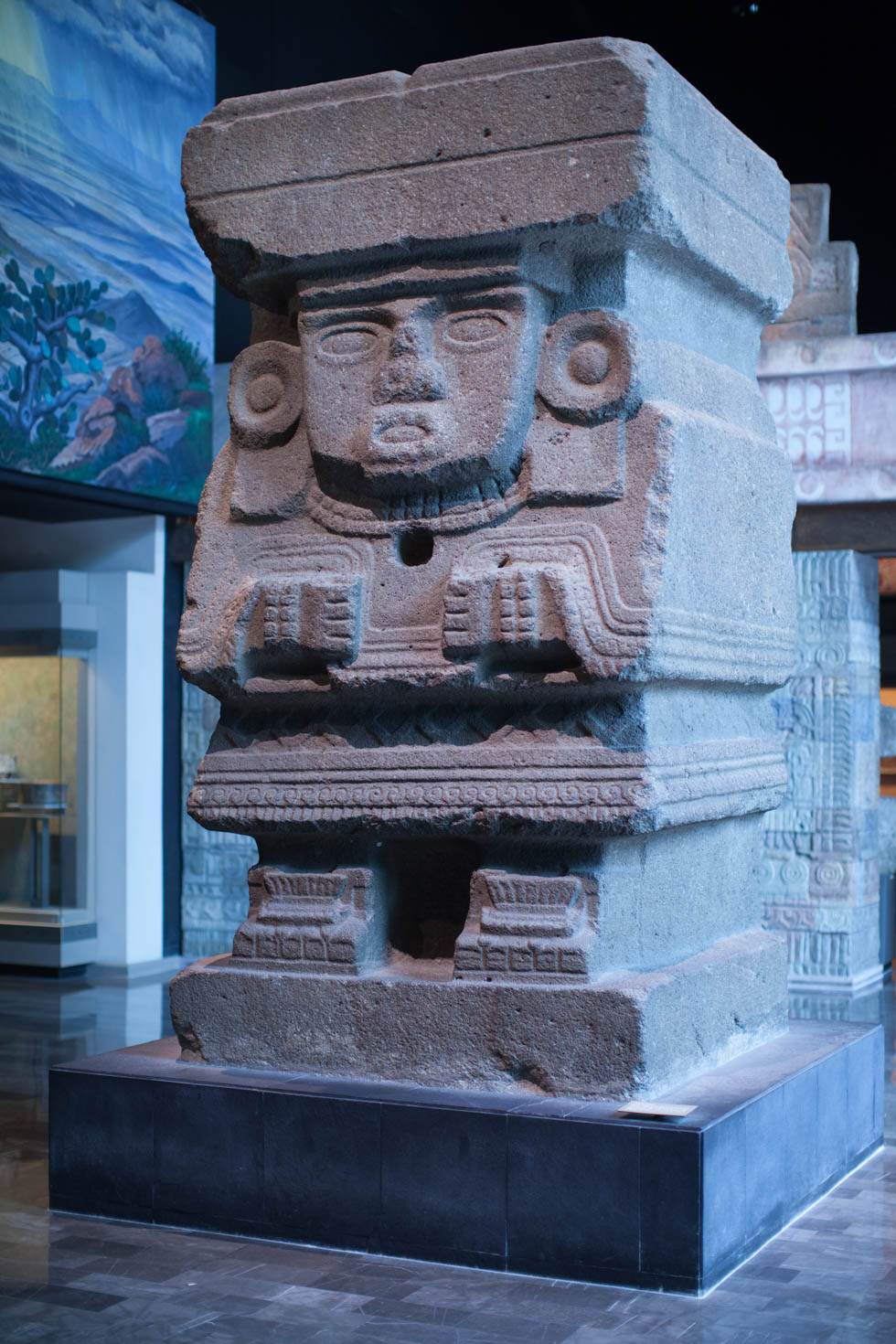 Mexico City and the National Museum of Anthropology #vezzaniphotography