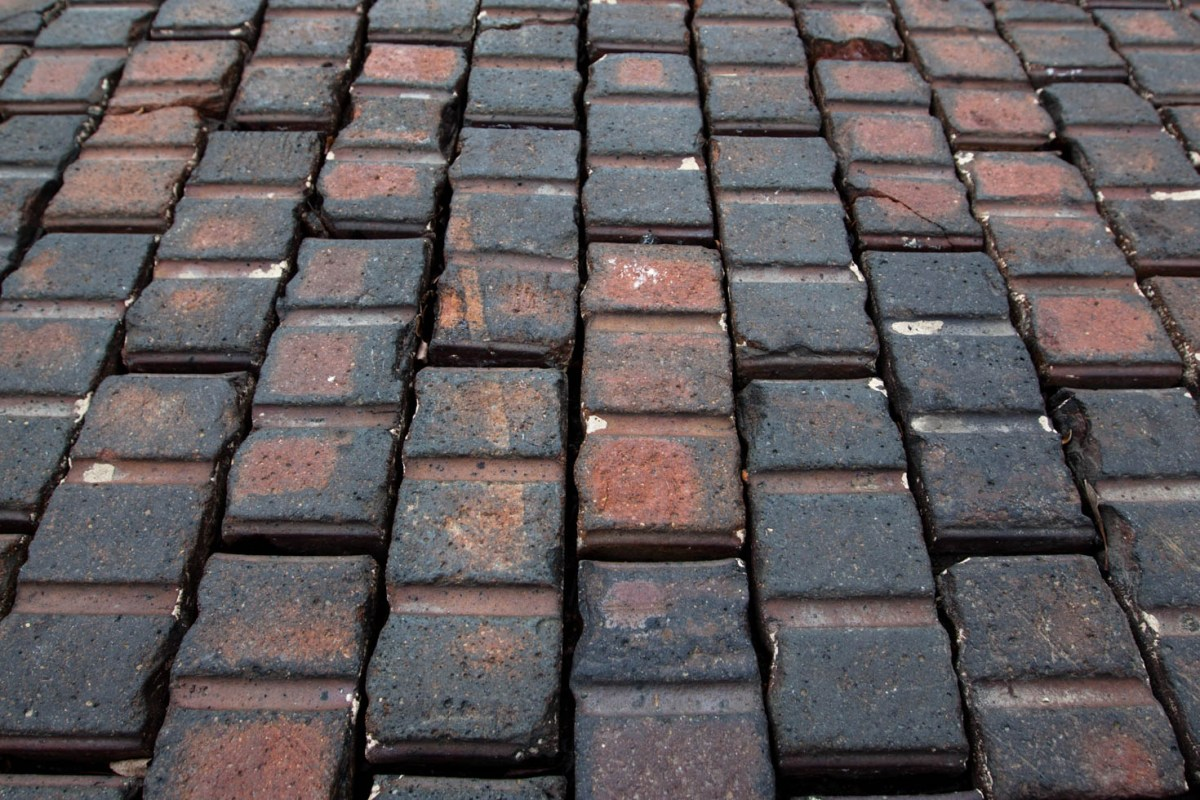 Old Cobblestone Bricks Vezzani Photography