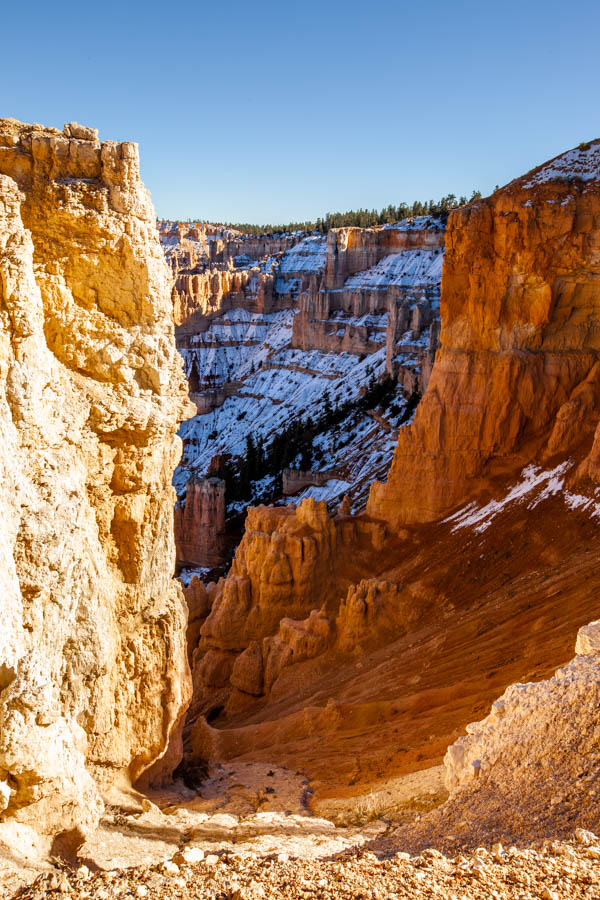 Inspiration Point Upper View, Bryce Canyon National Park, UT #vezzaniphotography
