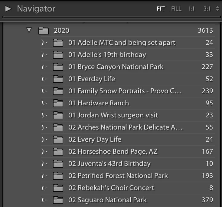 Organizing Your Digital Photo Storage