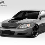 Duraflex Stingray Z Hood 1 Piece For Impala Chevrolet 06 13 Ed 112421 Ebay