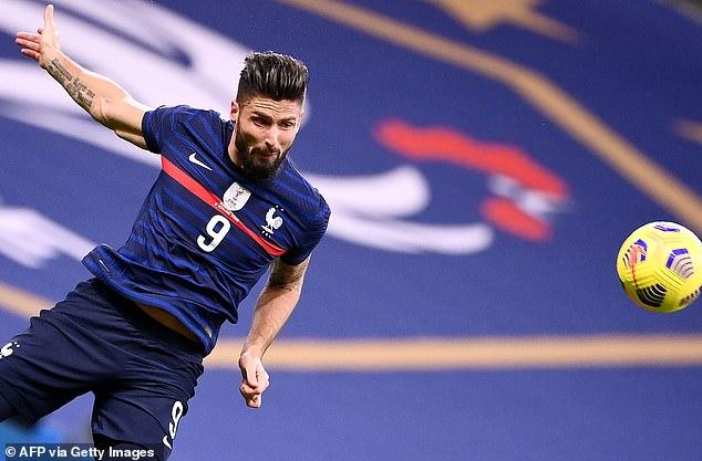 Italia y Francia se miden en una repetición de la semifinal del Mundial 2018, que Francia ganó 1-0