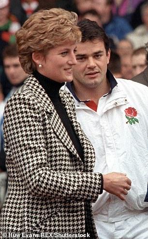 Will Carling siempre ha insistido en que solo era un buen amigo de la princesa Diana, pero el ex capitán de rugby de Inglaterra ahora ha sugerido que los persistentes rumores de que disfrutaron de una historia de amor pueden ser ciertos.