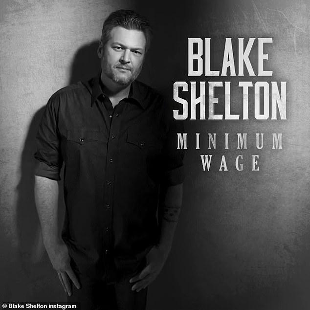 ¿Tono sordo?  El multimillonario Blake Shelton dice que las críticas a su canción Mínimo Wage son 'absolutamente ridículas' después de la reacción violenta y dice 'Estoy orgulloso de ello'