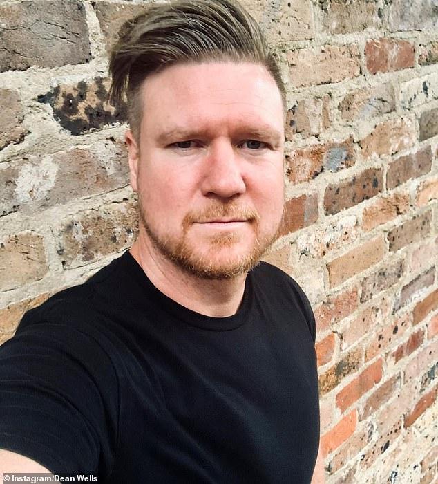 Abierta: Dean Wells de Married At First Sight ha criticado la decisión de la aplicación de citas Bumble de prohibir el lenguaje que avergüenza al cuerpo en su plataforma