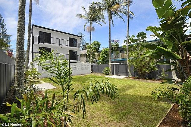 Pasando por debajo del martillo: el surfista australiano Mick Fanning está decidido a vender su bloque de apartamentos Coolangatta, que compró como inversión por $ 3,1 millones en 2007